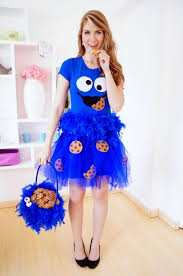 Halloween Costumes 6 Girls 25 Cookie Monster Costumes Ideas Monster