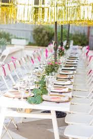 bridal shower tressa u0027s outdoor brunch fête u2014 reality and retrospect