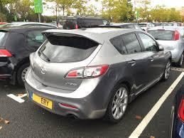 mazda 3 mps dream car spotter mazda 3 mps 2011