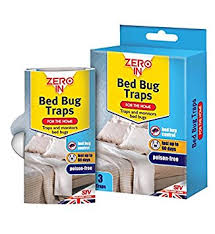 Bed Bug Detector Zero In Bed Bug Traps Poison Free Treatment Bed Bug Detector And