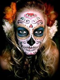dead y a dia de los muertos makeup tutorial the exhibitionist