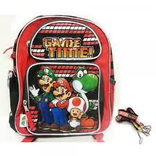 nintendo mario backpack