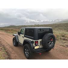 2011 jeep wrangler fender flares mopar 77072341ac wrangler jk fender flare high top kit 2007 2018 2