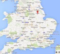 map uk harrogate where is lincoln on map of world easy guides