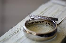 wedding band inscription wedding band inscriptions inscriptions on wedding rings wedding