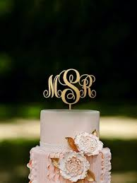 monogram wedding cake topper best monogram wedding cake toppers cheap cake decor food photos