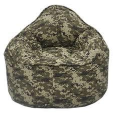quicksand bean bag chair grey lin