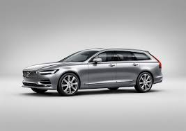 volvo wagon volvo cars reveals stylish and versatile new v90 wagon volvo car