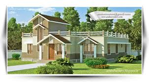 kerala single floor house plans outstanding new 2bhk single floor home plan collection also