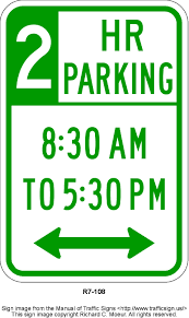manual of traffic signs r7 series signs