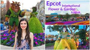 2016 epcot international flower and garden festival disney world