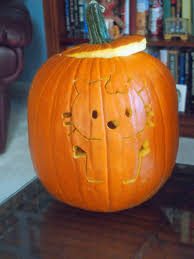 how to carve cartoon character pumpkins pies and plots