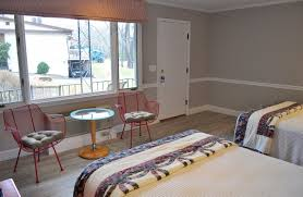 lakeshore l3 1 standard two double bed rooms silver birches resort