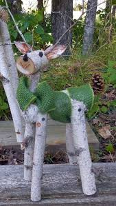 log reindeer so a log reindeer here is how to http thewhoot au