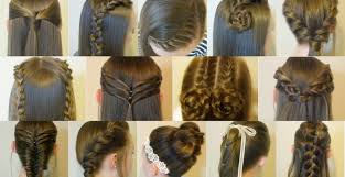 easy hairstyles for school with pictures 14 cute and easy hairstyles for back to school hair highlights