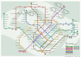 Botanic Garden Mrt This Interactive Mrt Map Features A Poem For Every Individual Mrt