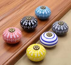painted ceramic cabinet knobs hand painted art ceramic cabinet knobs and handles furniture handles