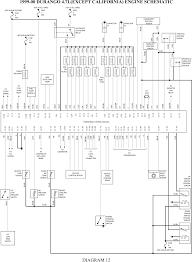 1989 dakota wiring diagram schematic 1989 wiring diagrams
