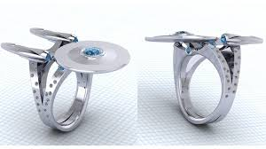 geeky engagement rings these geeky engagement rings are for your precious