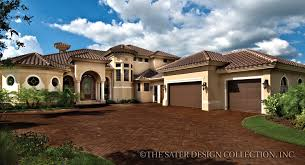 mediterranean villa house plans gabriella house plan luxury houses elevation plan and luxury