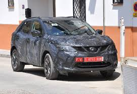 nissan qashqai interior 2017 spyshots 2014 nissan qashqai interior partially shown autoevolution