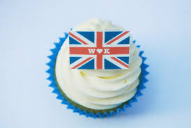 we love to cake superwill and superkate royal wedding cupcakes