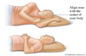 best bed pillows for neck pain sleep positions for your neck