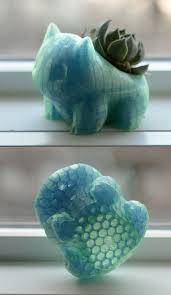 ceramic bulbasaur planter flower pot monsters ceramic