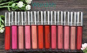 Wardah Lip Di Pasaran review lipstik wardah warna terbaik