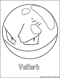 download electrode pokemon coloring pages