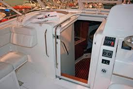 boat door sliding companionway teak isle mfg