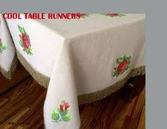 Extra Wide Table Runners Extra Wide Table Runners Embroidery Pinterest
