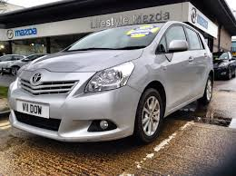 toyota verso 2010 toyota verso for sale at lifestyle mazda crawley youtube