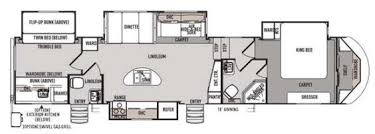 Montana Fifth Wheel Floor Plans Montana Fifth Wheel Floor Plans With Two Bathrooms Google Search