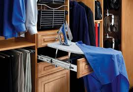 rev a shelf drawer accessories fold out ironing board for closet