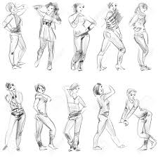 figure drawing for kids lessons tes teach