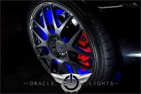 car rings images Led wheel light rings set of 4 led car rim lights by oracle jpg