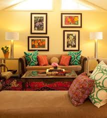 asian themed living room asian inspired wall covering ideas