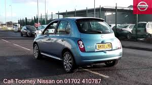 nissan micra engine for sale 2008 nissan micra tekna 1 2l pacific blue ak58lro for sale at