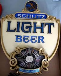 vintage lighted beer signs vintage beer signs neon tin mirror bar light ads