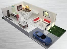 Row House Floor Plan Daredia