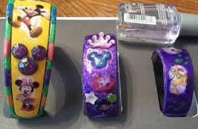 Decorating Magic Bands TouringPlans Discussion Forums