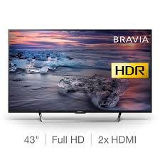 visit sony s kitchen for sony 43we753bu 43 inch hd smart tv costco uk