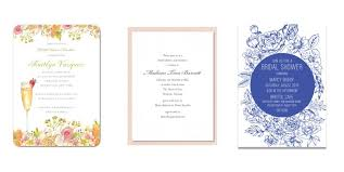 theme invitations 20 best bridal shower invitations for every wedding theme