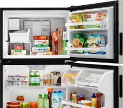 top of fridge storage refrigeration whirlpool
