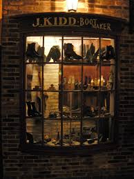 looking through the window of j kidd the boot maker at york looking through the window of j kidd the boot maker at york castle museum