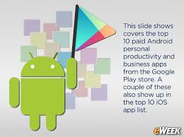 popular android top 10 paid android personal productivity business apps
