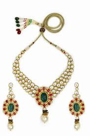 look like a with jadau and enamel jewellery