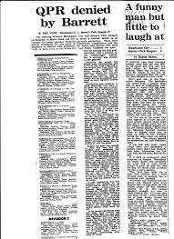 1973 74 qpr home no repartee