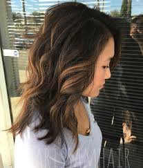 light brown highlights on dark hair highlights lowlights for dark brown hair 60 hairstyles featuring